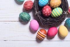 复活节彩蛋嵌套 图库摄影