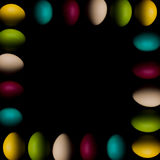 复活节彩蛋庆祝,颜色,装饰,设计,小组,假日,对象,五颜六色 库存图片