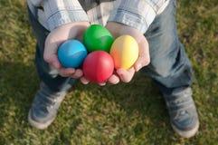 复活节彩蛋搜索 免版税库存照片