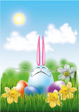 复活节快乐 库存照片