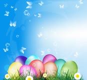 复活节快乐 免版税库存照片
