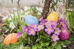 复活节狩猎 免版税库存照片