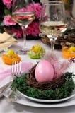复活节的装饰 免版税库存照片