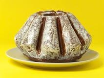 复活节蛋糕 免版税库存照片
