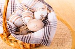 复活节装饰 免版税图库摄影