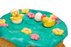 复活节饼 免版税库存图片
