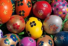 复活节鸡蛋12 库存照片
