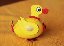 复活节鸭子 库存图片