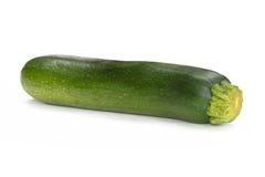 夏南瓜或绿皮胡瓜 免版税库存图片