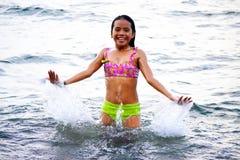 夏天喜悦 免版税图库摄影