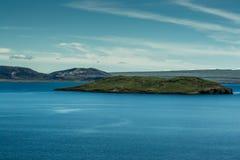 夏天国家公园冰岛 库存照片