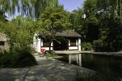 夏天在北京陶然亭公园 免版税库存照片
