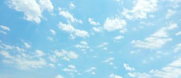 夏天天空在卢森堡,欧洲 库存图片