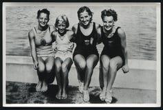 1936夏天奥林匹克运动德国 图库摄影