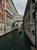 夏天威尼斯 免版税库存图片