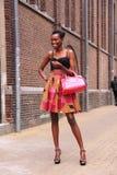 夏天成套装备街道样式时尚阿姆斯特丹 库存图片