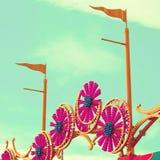 夏天狂欢节 免版税库存照片