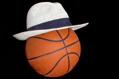 夏天篮球 库存照片