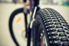 夏天自行车乘驾 库存图片