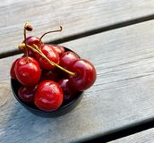 夏天莓果 免版税库存图片