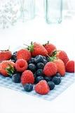 夏天莓果II 库存照片