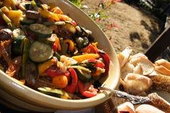 夏天蔬菜 库存图片
