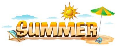 夏天 免版税库存照片