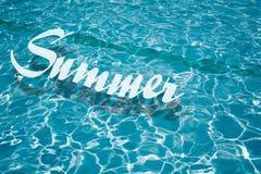 夏天 免版税库存图片