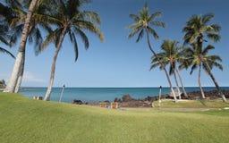 夏威夷天堂 库存图片