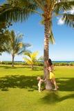 夏威夷奥阿胡岛 库存照片