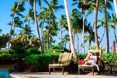 夏威夷奥阿胡岛 免版税图库摄影