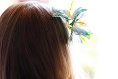 夏威夷女孩 免版税库存图片