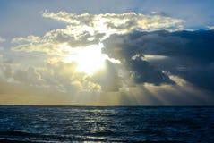 夏威夷日出2 免版税库存图片