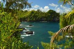 夏威夷是天堂 库存图片