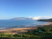 夏威夷横向 免版税库存图片
