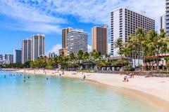 夏威夷檀香山 免版税图库摄影
