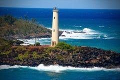 夏威夷灯塔 库存照片