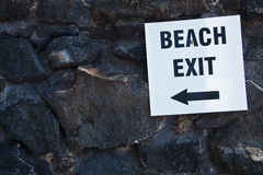 夏威夷熔岩岩石墙壁 库存图片