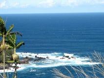 夏威夷的破碎机 免版税库存图片