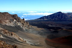 夏威夷的Ladscape 免版税库存图片