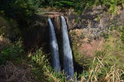 夏威夷考艾岛 库存照片