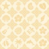 夏威夷背景 免版税库存照片