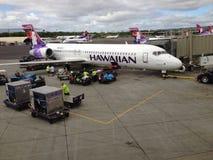 夏威夷航空公司 免版税库存图片