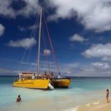 夏威夷- Waikiki海滩 免版税库存照片
