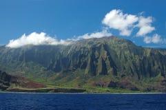 夏威夷napali 免版税库存图片