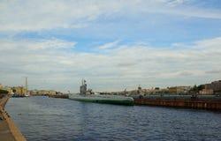 夏日在圣彼德堡 免版税图库摄影