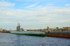 夏日在圣彼德堡 免版税库存图片