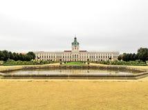 夏洛特堡宫,柏林 库存照片