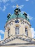 夏洛登堡 免版税库存图片