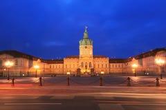 夏洛登堡宫殿,柏林,德国 库存图片